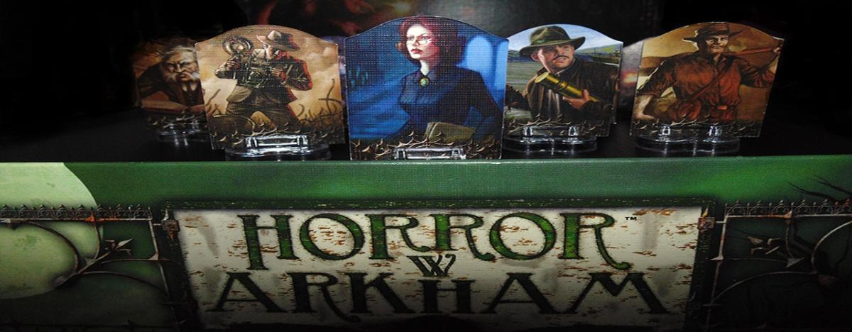 Horror w Arkham (podstawka) - recenzja