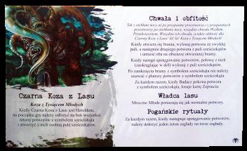 herold - czarna koza z lasu