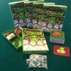 Lil Cthulhu game