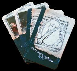 karty akcji specjalnych
