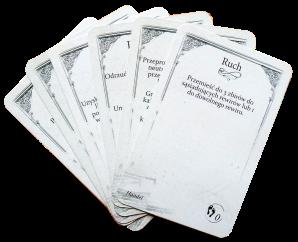 karty akcji