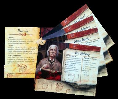 karty postaci